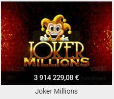 Jokers million