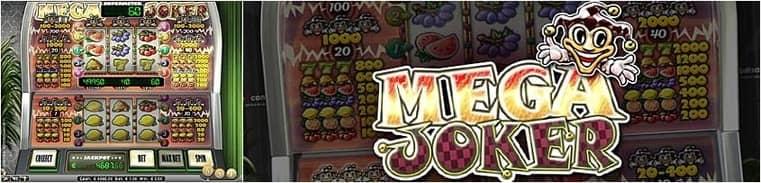 Mega Joker kolikkopeli